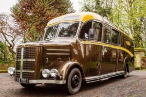 1950 Bedford OB Motor Home Photo