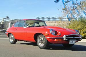 Jaguar : E-Type XKE E-TYPE 1967 1968 1969 1970 JAGUAR 4 SPEED Photo