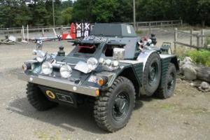 1964 Daimler Scout Car LRV Ferret Mk. 1/2 Photo