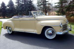 Plymouth : Other Convertible