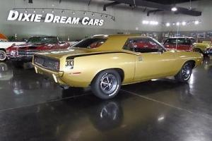 Plymouth : Barracuda 383 CUDA