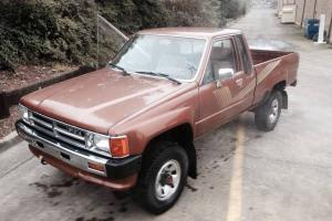 Toyota : Other DLX Extended Cab Pickup 2-Door
