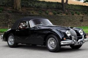 1958 Jaguar XK150SE Drophead Coupé