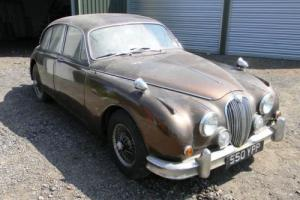 1962 Jaguar Mk.II Saloon (3.8 Litre) Photo