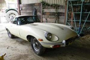 1969 Jaguar E-Type Series II Fixedhead Coupé Photo