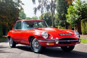 1969 Jaguar E-Type Series II 2+2 Coupe