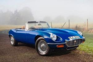 1975 Jaguar E-Type Series III Roadster Photo