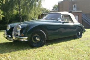 Jaguar XK150 3.8S DHC Photo