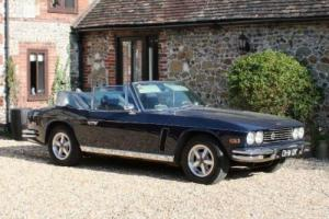 1975 Jensen Interceptor Mk.III Convertible Photo