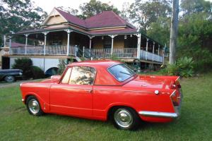 1959 60 Triumph Herald Coupe Photo