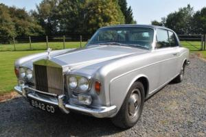 1972 Rolls-Royce Corniche by Mulliner Park Ward Photo