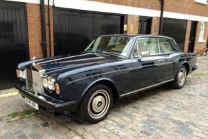 1981 Rolls-Royce Corniche II Photo