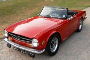 1971 Triumph TR6 Photo