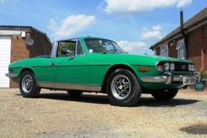 1975 Triumph Stag *End of the summer bargain* Photo