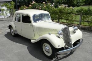 1953 Citroën Light fifteen