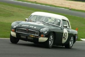1964 MG B Roadster Competition