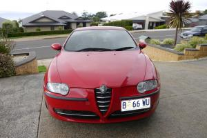 Alfa Romeo 147 TI Selespeed 2003 3D Hatchback 5 SP Auto Selespeed 2L in Burnie, TAS