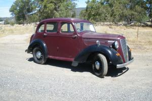 Morris 10 in Harcourt, VIC