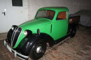 Other Makes : Fiat 508 C,  pick up
