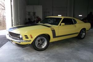 Ford : Mustang BOSS 302