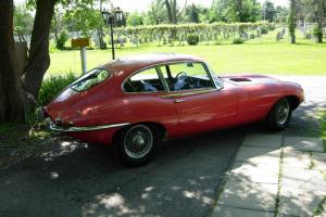 Jaguar : E-Type SERIES 1.5 FIXED HEAD COUPE