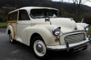 1968 Morris Minor Traveller, Recently refurbished , looks and runs well