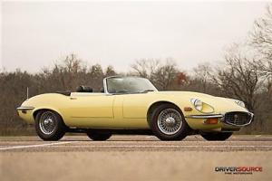 Jaguar : E-Type SIII OTS Photo