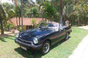 MG Midget 1979 in Ferny Hills, QLD Photo