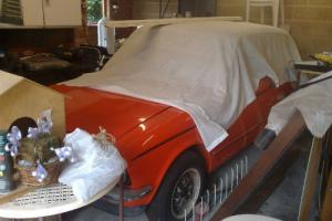 Triumph Dolomite SPRINT IN RED 4SALE SOON Photo