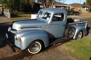 1946 Ford Jail BAR Pick UP V8 Stepside F100 F150 F250 Truck in Corio, VIC