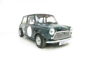 A Road Legal Competition Winning Rover Mini Cooper with Amazing Provenance