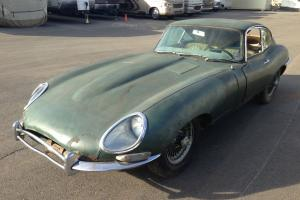 Jaguar : E-Type SERIES ONE