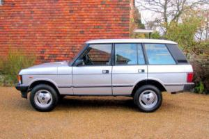 1986 Range Rover Vogue 3.5 V8 Manual