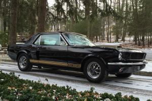 Ford : Mustang gt350H