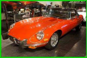 Jaguar : Other SERIES III ROADSTER Photo