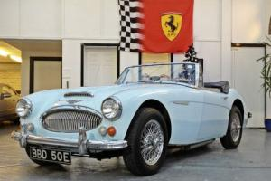 NOW SOLD - LOOKING FOR SIMILAR STOCK!! 1967 Austin HEALEY 3000 MK111 BJ8