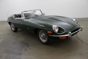 Jaguar : XK E Series 2 Roadster