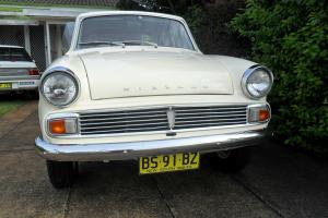 Hillman Minx Deluxe 1965 4D Sedan 4 SP Manual 1 6L Carb in Lismore, NSW