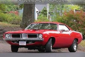 Plymouth : Barracuda 340 - 4 Speed