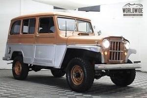 Willys : Willys Wagon