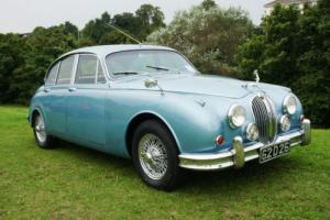Jaguar MK II Photo