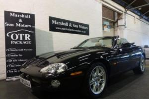 2001 Y JAGUAR XK XK8 4.0 CONVERTIBLE 2D AUTO 290 BHP Photo