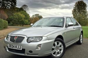 2004 Rover 75 1.8T Connoisseur - 1 OWNER - 16,000 MILES - NEW CAMBELT & BATTERY Photo