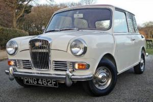 1968 Wolseley Hornet Saloon - Very Rare Little Car