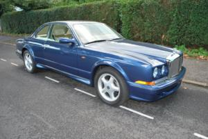 Bentley Continental T Mulliner 2 Seater 1998 Photo