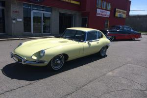 Jaguar : E-Type 2 DOORS COUPE Photo