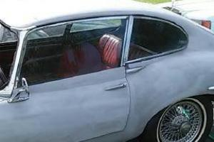 Jaguar : E-Type 2 plus 2 Photo