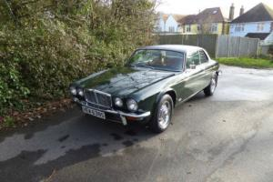 Jaguar XJ Coupe Photo