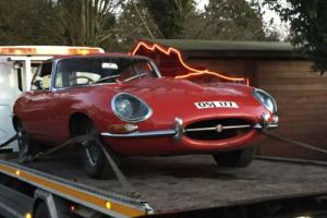 Jaguar 'E' TYPE Photo