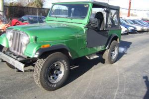 Jeep : Other CJ7